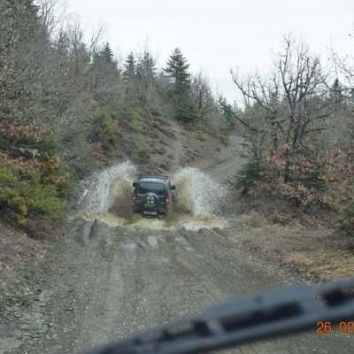 Off Road 4x4 routes
